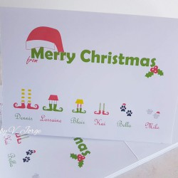 Christmas Cards Pack 01