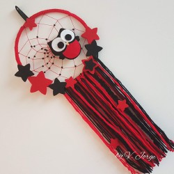 Owl Dream Catcher 03