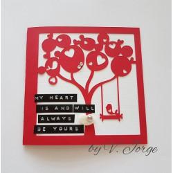 Cartão para Dia dos...