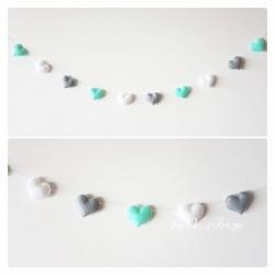 Hearts Garland 08