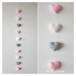 Hearts Garland 09