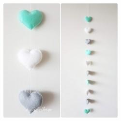 Hearts Garland 07