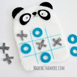 Tic Tac Toe - Panda 2