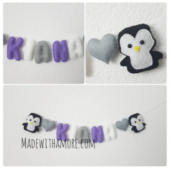 NAME CHAIN - Penguin