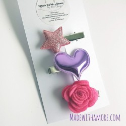 Hair Accessories Set - 66