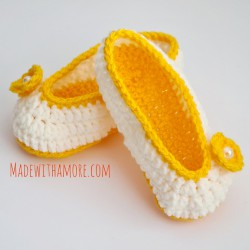 Baby Booties 06-09 Months -...