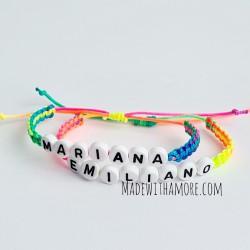 Bracelet with Name 04