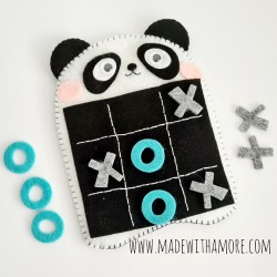 Tic Tac Toe - Panda 1