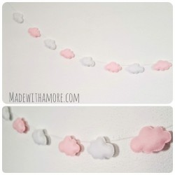 Clouds Garland 01