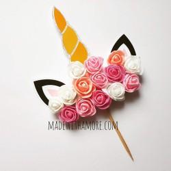 Cake Topper - 21