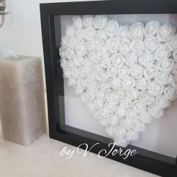 Roses Heart Frame 03