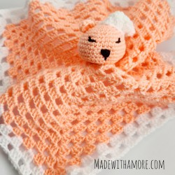 Baby Lovey Blanket - 06
