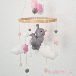 Elephant with Balloons...