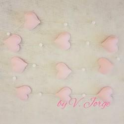 Hearts Garland 03