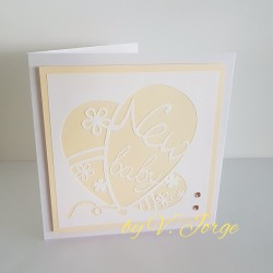 Baby Card 06