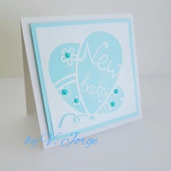 Baby Card 10